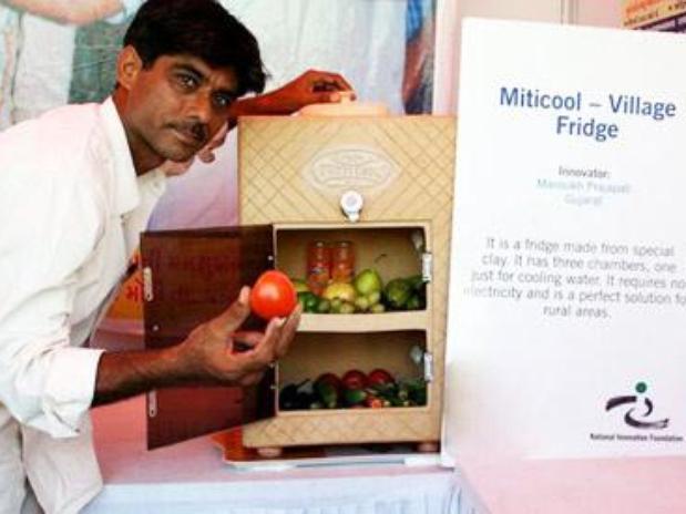 geladeira_indiano|MittiCool-Refrigerator