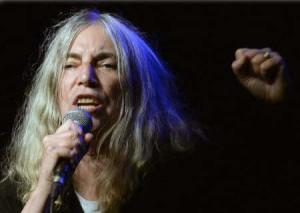 Patti Smith - Foto: EPA