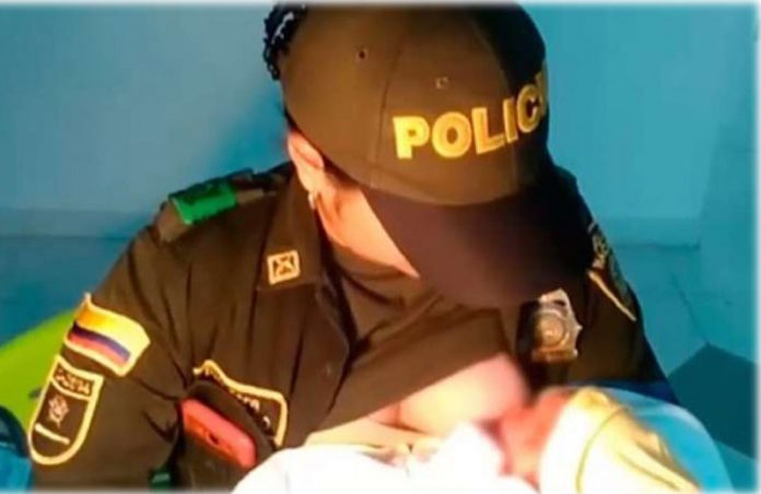 Policial Celeste Ayala - Foto: reprodução / Facebook