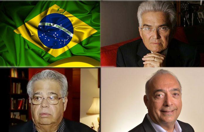 Foto: montagem/SnB   Foto: BrasilCrise  