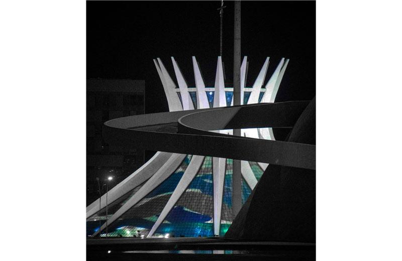 Catedral e Museu da República - Foto: Daniel Zukko/MinhaBrasilia