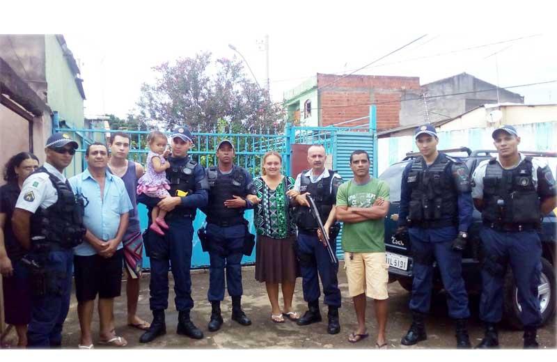 Foto: divulgação/PMDF