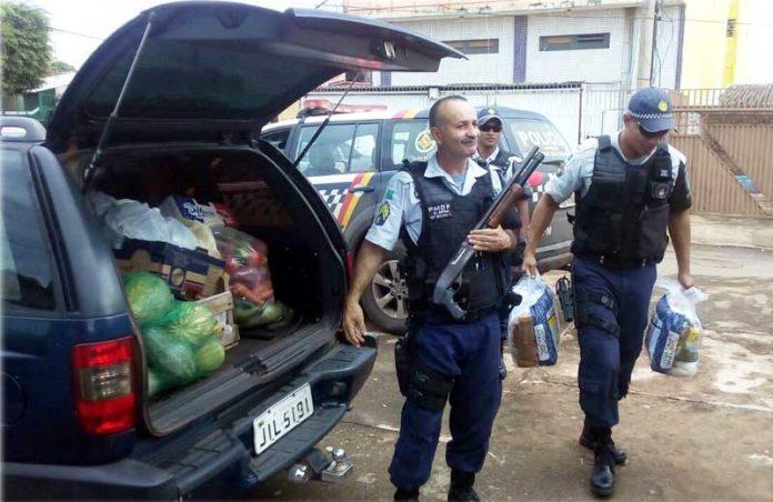 Foto: divulgação/PMDF|Foto: reprodução/Facebook|||