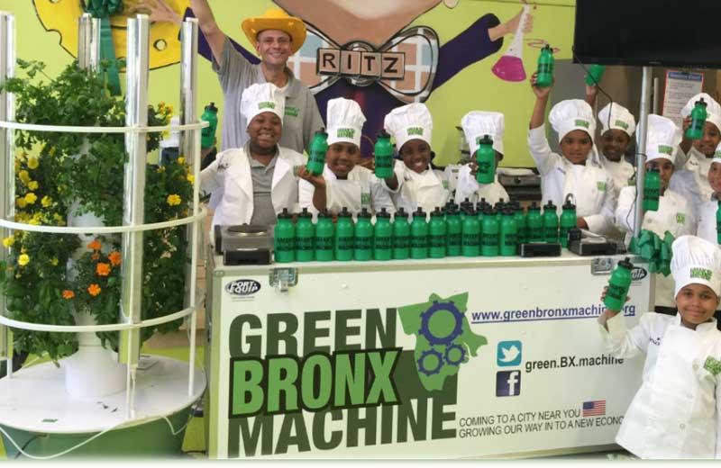 Foto: Green Bronx Machine