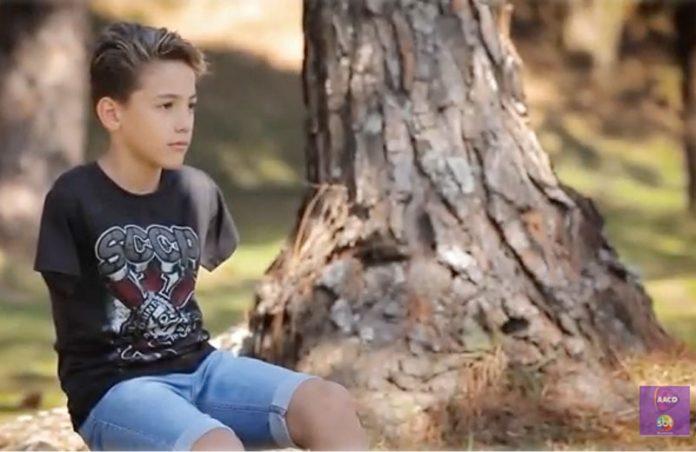 Samuel - Foto: Teleton 2016 / Youtube