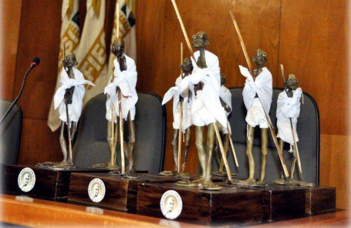 Prêmio Gandhi - Foto: ABN|||