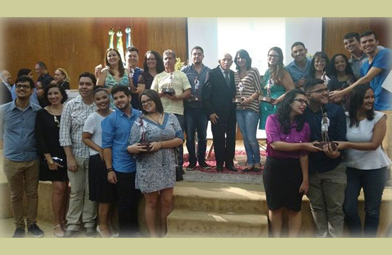 Vencedores Prêmio Gandhi 2016 - Foto: ABN
