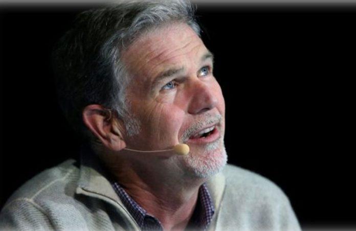 Reed Hastings - Foto: Reuters|
