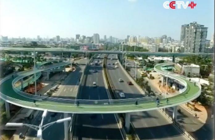 Foto: reprodução / CCTV