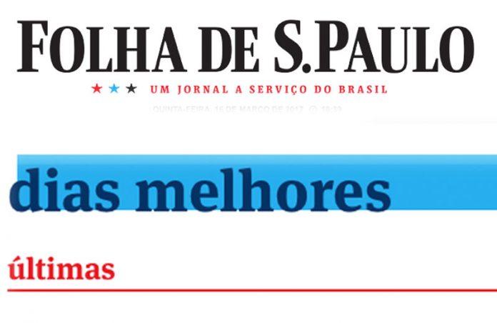 Foto: reprodução / Folha de SP|Foto: reprodução / Folha de SP