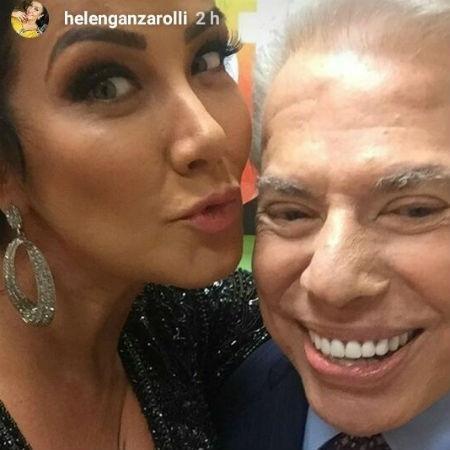 Hellen e Silvio / Foto: reprodução Instragram