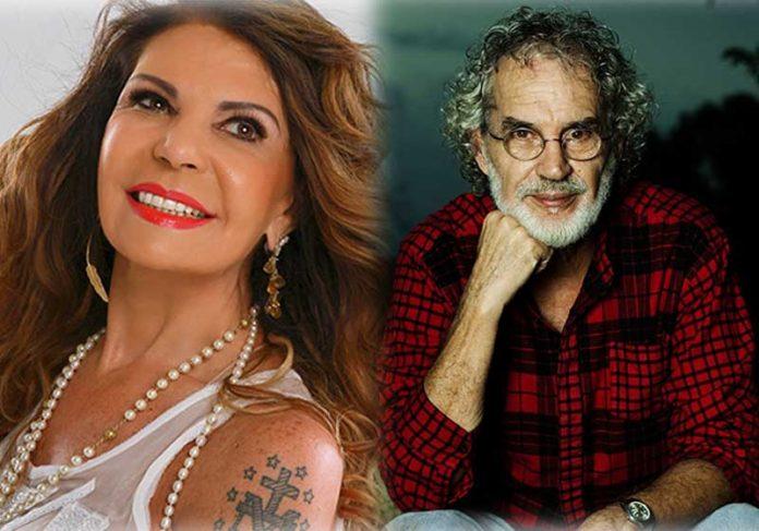 Elba e Renato Teixeira - Fotos: divulgação
