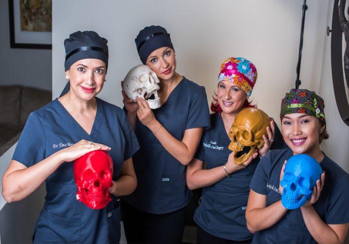 Dentistas da Clínica da Dra. Meisami Foto: Divulgação|Foto: My City Life|Dentistas da Clínica da Dra. Meisami Foto: Divulgação