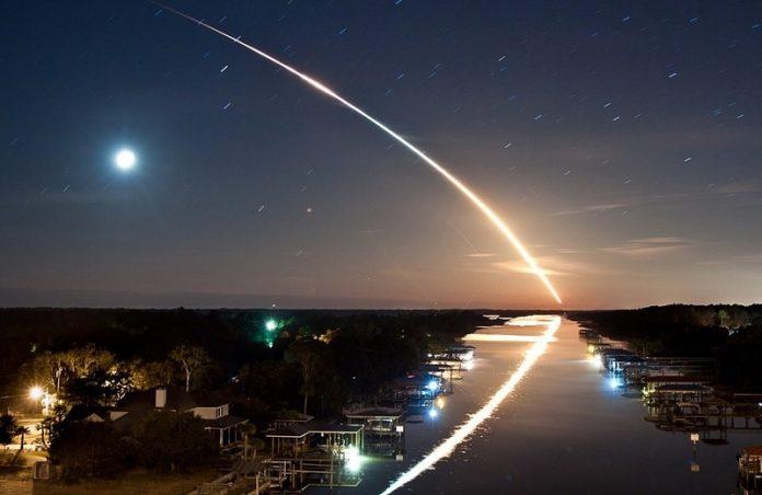 Chuva de Meteoros na Rússia Foto: Sputnik