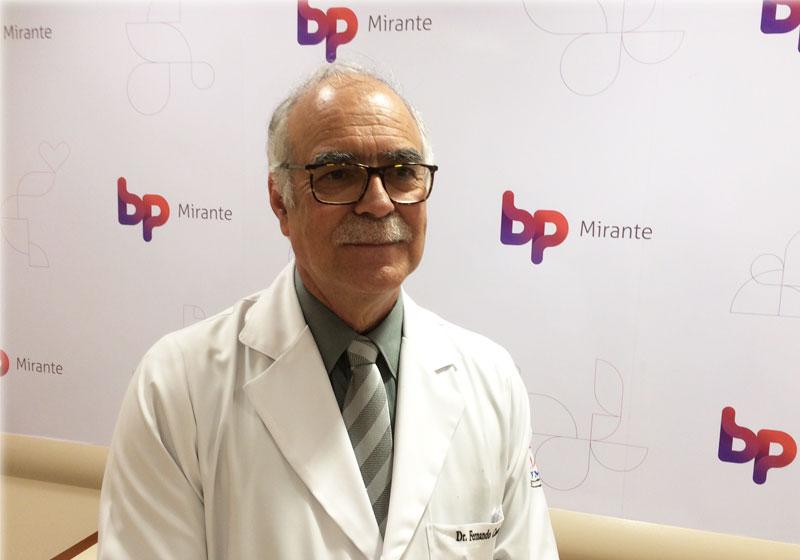 Dr. Fernando Costa, cardiologista da BP - Foto: SNB