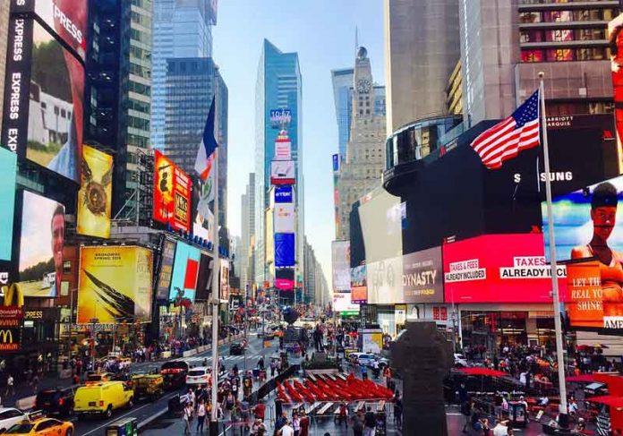 Times Square - Nova York - Foto: Pixabay