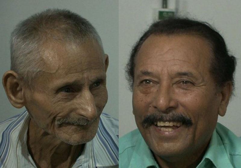 Adolfo e Antônio - Foto: reprodução / TV Gazeta-AL