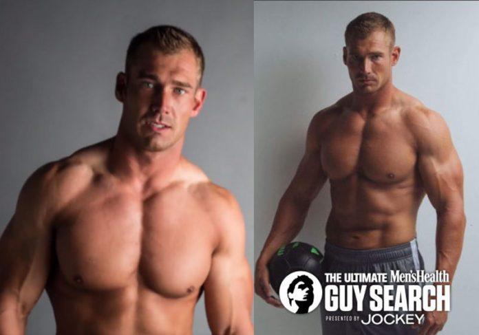 Michael Dubree - Fotos: reprodução / Men'sHealth|