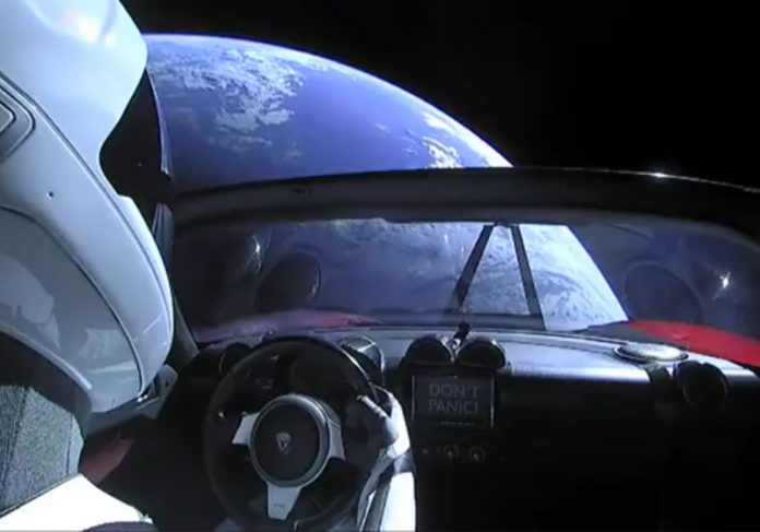 Foto: Reprodução Space X