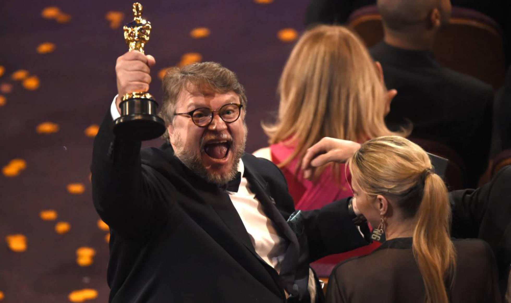 Guillermo del Toro - Foto: AP