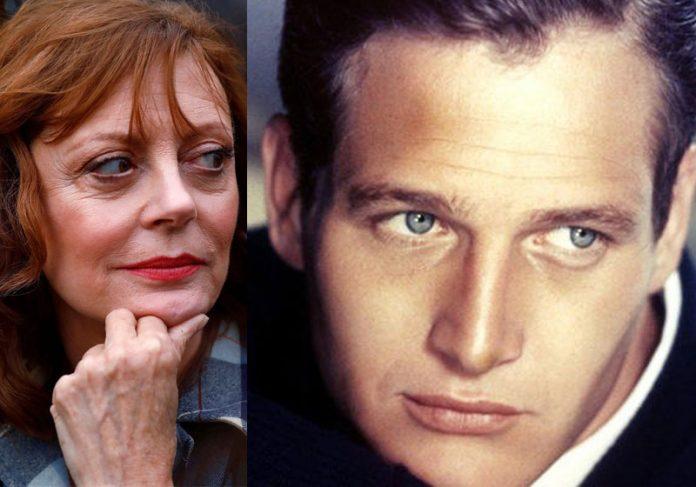 Susan Saradon e Paul Newman - Fotos: Reuters/Patrick T. Fallon / Military.com