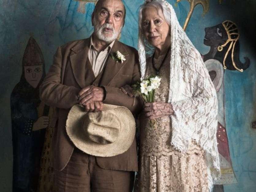 Josafá e Mercedes - Foto: TV Globo/divulgação