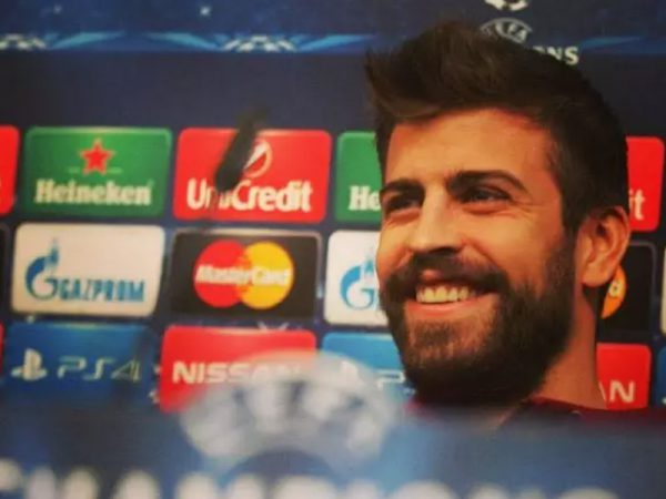 Gerard Piqué - Espanha