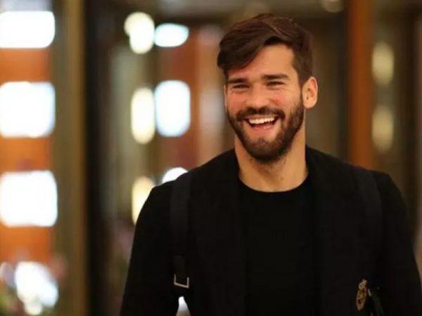 Alisson, goleiro do Brasil