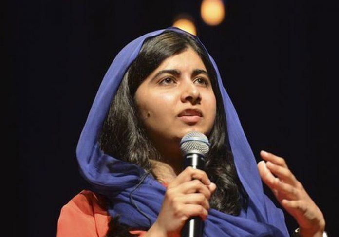 Malala em São Paulo - Foto: Rovena Rosa/Agência Brasil