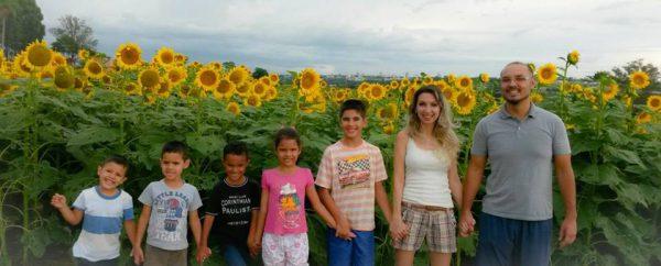 A família Kohatsu - Foto: arquivo pessoal / divulgação autorizada