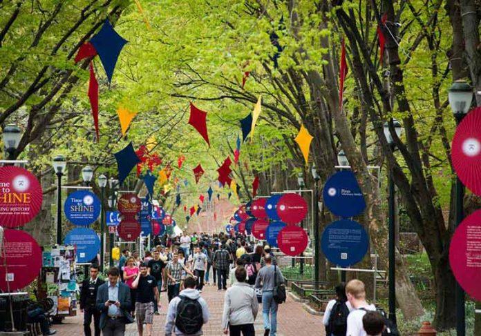 Universidade da Pensilvânia/EUA - Foto: StudyUSA