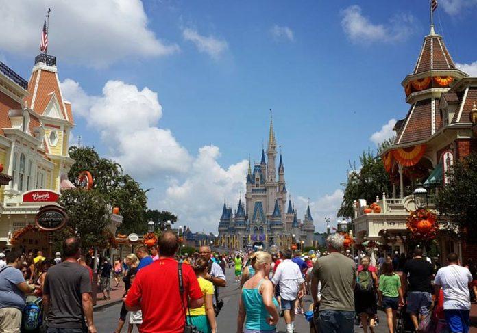 Disneylândia - Foto: Pixabay