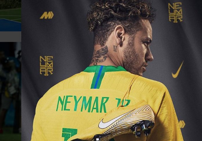 Neymar Jr - Foto: reprodução / Instagram @NeymarJr