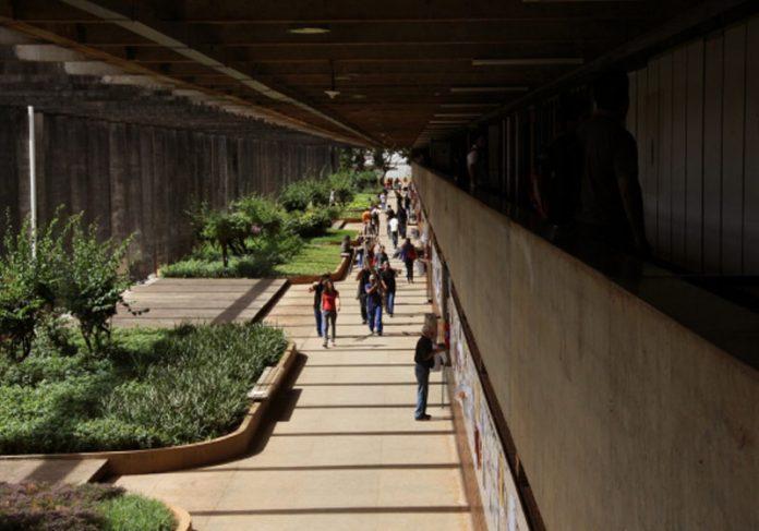 Universidade de Brasília - Foto: reprodução / UNB 
