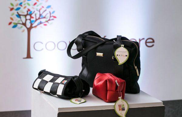 Bolsas da Cooperárvore - Foto: divulgação