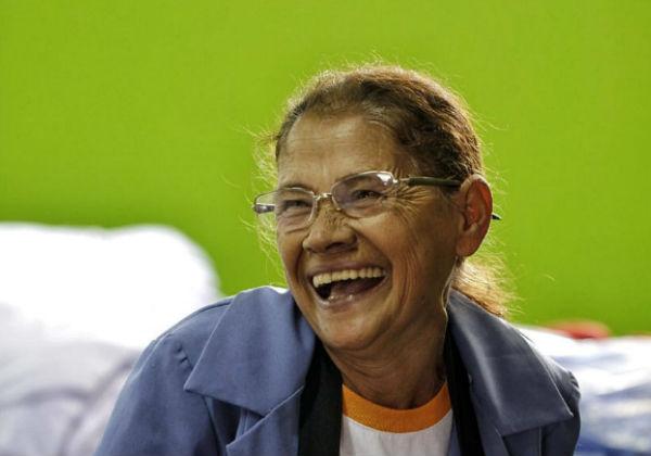 Iracema quer se aposentar na Cooperativa Foto: Leo Lara
