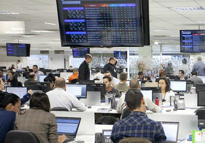 Centro de Operações da Atento no Brasil Foto: Divulgação