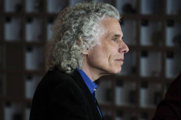 Steven Pinker - Foto: Chona Kasinger / NYT