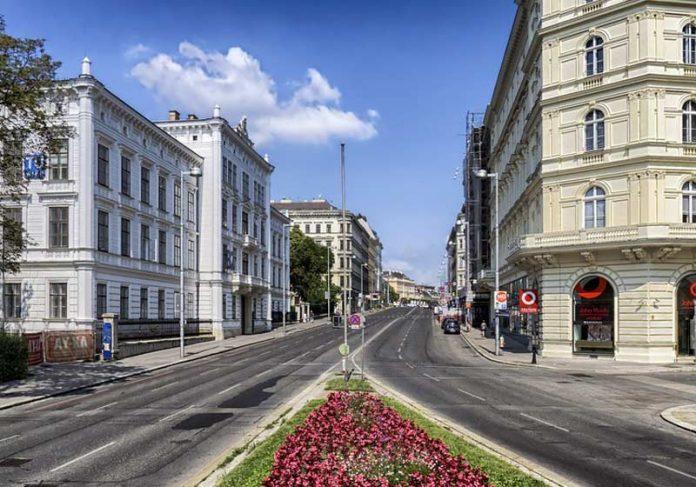 Viena/Áustria - Foto: Pixabay