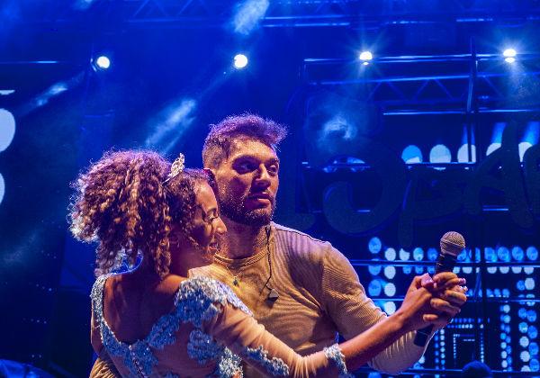 Lucas Lucco dança com debutante - Fotos: Studio Cerri