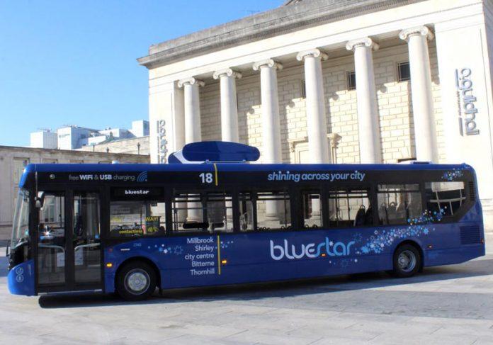 Foto: divulgação / Bluestar bus