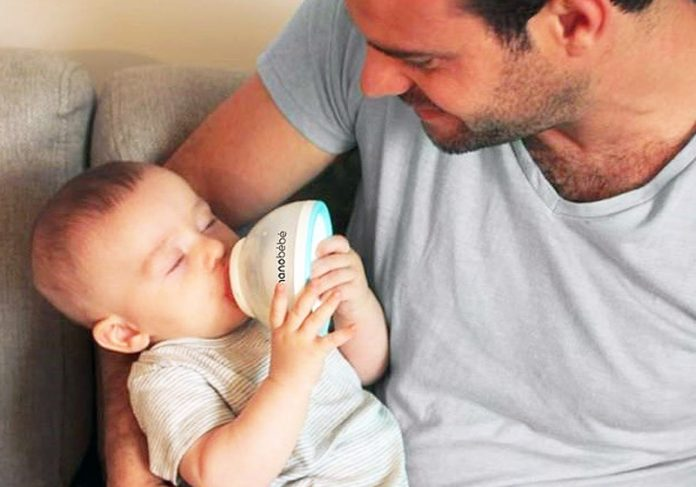 Ayal Lanternari e o filho - Foto: divulgação|