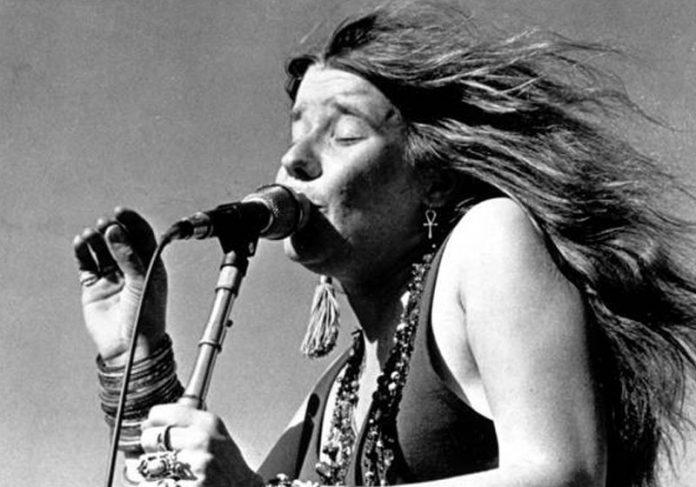 Janis Joplin - Foto: AP
