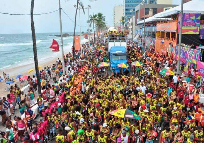Carnaval em Salvador - Foto: reprodução / Correio24h