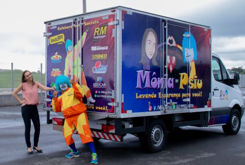Mônia e Psiu - Foto: divulgação