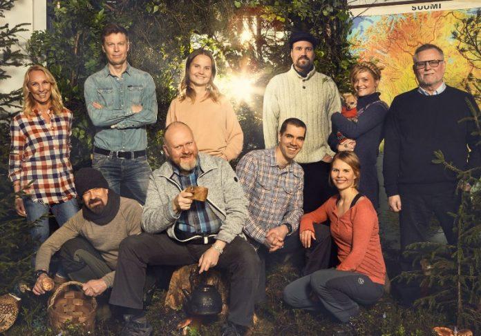 Os anfitriões do projeto Foto: Divulgação Os anfitriões do projeto Foto: Divulgação Foto: Rent a Finn