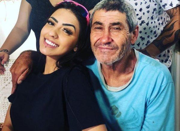 MC Mirella com Vanderlei - Foto: reprodução / Instagram