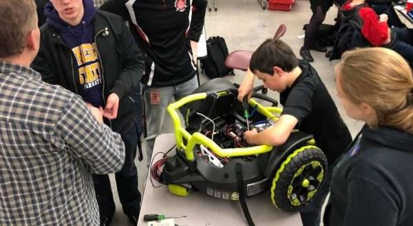JC Loza / Rogue Robotics Farmington