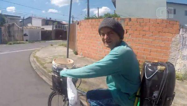 Hélio Silva - Foto: reprodução / G1 - Kauanne Piedra