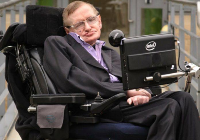 Stephen Hawking - Foto: reprodução / NBCNews